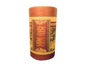 """Банка """"Китайская деревня"""" картонная коричневая (150 гр)"""