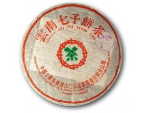 Шен Пуэр Юннань чи цзе бинг,1998 года, 357 г