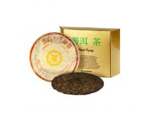 Шен Пуэр Юннаньский чи цзе бин ча, 1982 года, 357 г