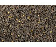 Китайский чай крупнолистовой гуй хуа хун ча с ароматом и цветами коричного дерева