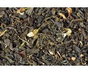 Успокаивающий китайский чай зелёный жасминовый чай
