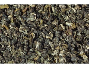 Зелёный чай Люй чжу (Зелёная жемчужина)