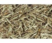 Китайский зеленый чай моли бай хао инь чжень (жасминовый)