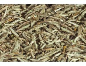 Белый чай Моли бай хао инь чжень (жасминовый)