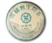 Шен пуэр (зеленый) нань нуо е , 2000 года, 357 г
