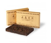 Чай пуэр прессованный плиточный в плитках 50 г