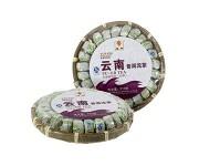 Бодрящий китайский чай юннаньский белый 200 г