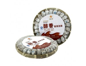 Шу Пуэр Юннаньский (чёрный) нежный 200 г