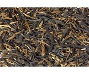 Китайский чай в упаковке золотые иглы с красным ворсом