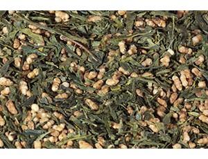 Зелёный чай Генмайча
