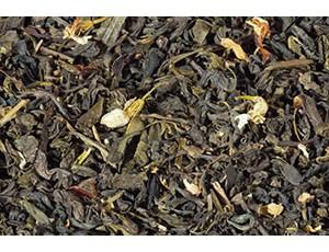 Зелёный чай Зелёный жасминовый