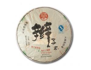 Шен Пуэр в плитках белый (косички) 1 кг