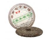 Прессованный чай пуэр 2-х летний пу минг ча цяо му инь хао 200 г
