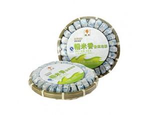 Шен Пуэр Юннаньский (зелёный) жареный рис 210 г