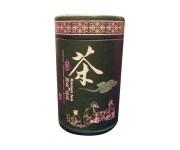 "Банка зеленая ""Known Tea"" картонная (150 гр)"